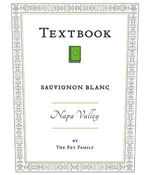 Textbook Napa Valley Sauvignon Blanc Red Label Image