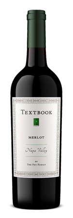 2018 TEXTBOOK Merlot Napa Valley