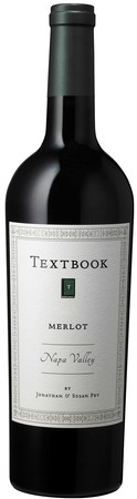 2017 TEXTBOOK Merlot Napa Valley