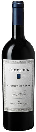 2017 TEXTBOOK Cabernet Sauvignon Napa Valley 750ml